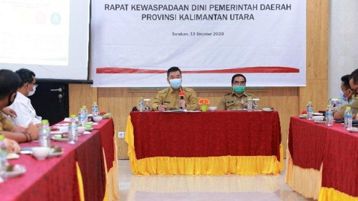 Teguh Minta Pemprov Kaltara Perkuat Koordinasi dengan Penyelenggara dan Keamanan Hadapi Pilkada