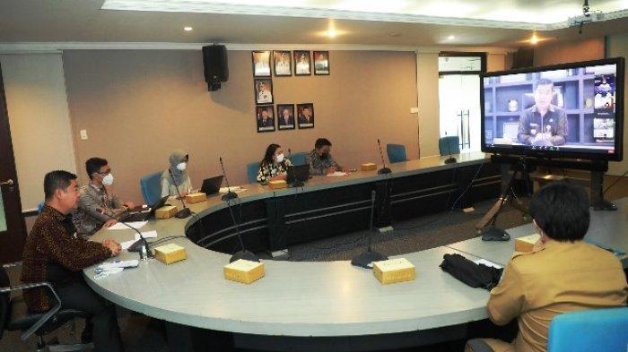 Ikuti Webinar KPw BI Series 4.0 Jilid VI, Teguh Dorong Bentuk TP2DD di Kaltara