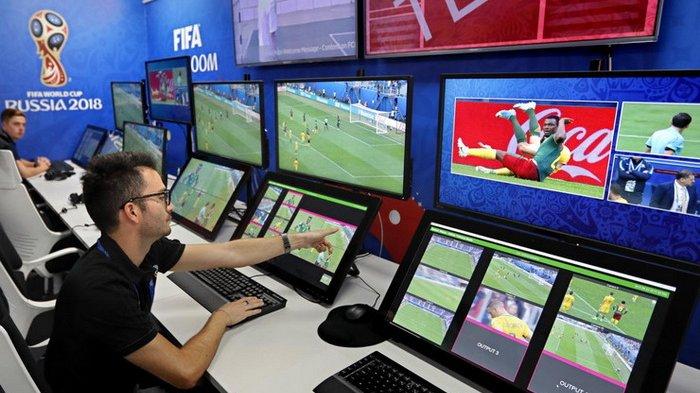 Mengenal Teknologi VAR, Sistem Video Wasit Terbaru di Piala Dunia 2018
