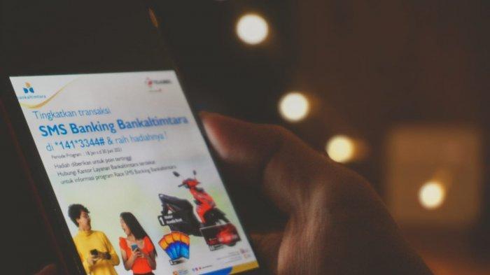 Akselerasi Ekosistem Digital, Telkomsel Hadirkan Program Race SMS Banking Bankaltimtara