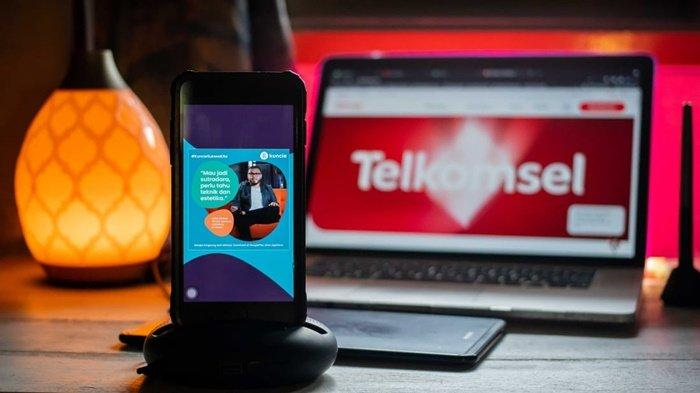 Tingkatkan Keterampilan Praktis Talenta Kreatif Indonesia, Telkomsel Hadirkan Platform Kuncie