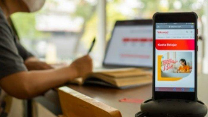 Telkomsel Dukung Kemendikbudristek RI untuk Penyaluran Program Bantuan Kuota Internet