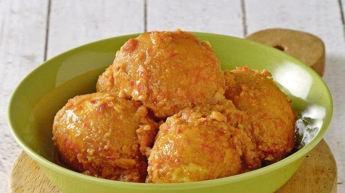 Resep Telur Bumbu Rujak Nikmat, Menu Makan Siang Sederhana yang Bikin Lahap Seisi Rumah