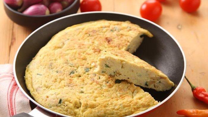 Resep Telur Dadar Tahu Lumat, Menu Makan Siang Praktis dengan Rasa yang Istimewa