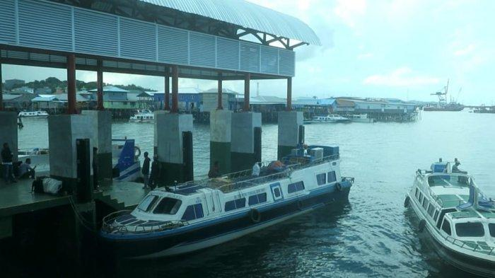 Larangan Mudik Lebaran 2021, Keluar Masuk Tarakan Kalimantan Utara via Speedboat Masih Diperbolehkan