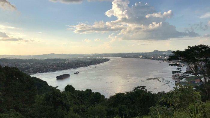 Wisata Alam di Samarinda, Bukit Selili Berikan Lokasi Asyik Berkemah, Disuguhkan Sungai Mahakam
