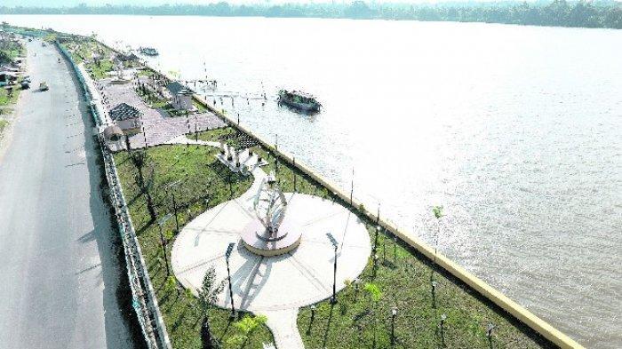 PLTA Kayan Dibangun, Pemprov Dongkrak Potensi Pajak Air Permukaan