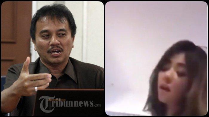 Update Video Viral Mirip Gisel, Roy Suryo Kaget Ada Hal Aneh di Video 19 Detik, Sengaja Disamarkan
