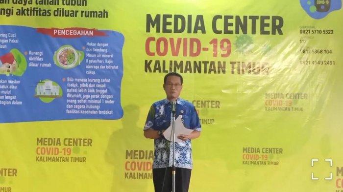 Update Virus Corona di Kaltim, Jumlah PDP Bertambah Satu Orang Asal Kukar