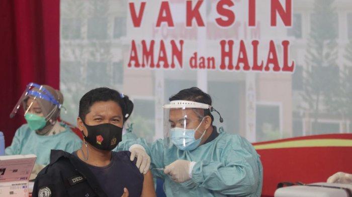 Terjawab Penyebab Anggota Brimob Meninggal Usai Divaksin Covid-19 AstraZeneca, Ngeluh Tak Bisa Jalan
