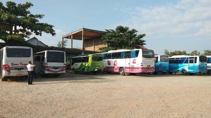 2.209 Warga Keluar Sangatta Saat Lebaran 2019, Transportasi Aman Lancar