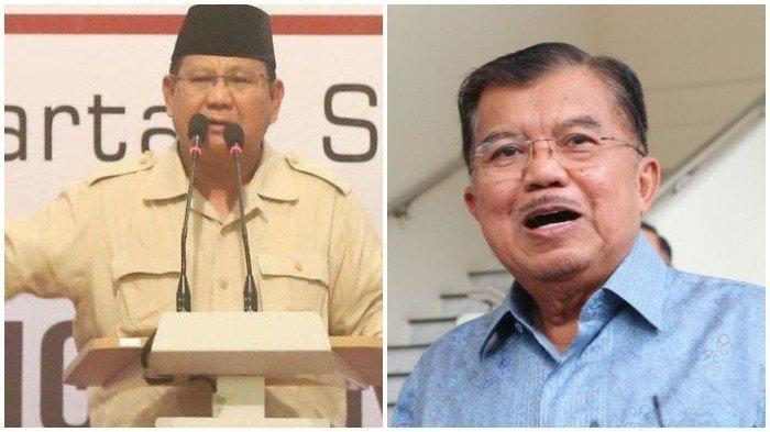 TERPOPULER - Elite Gerindra Akui Prabowo Subianto Temui Jusuf Kalla, Ini yang Dibicarakan