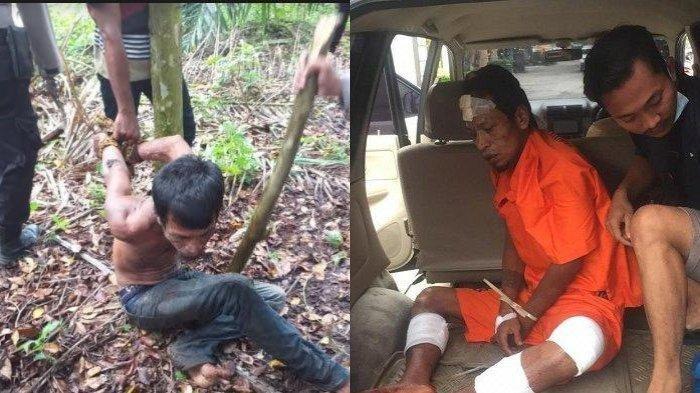 Samsul Bahri Pelaku Pembunuh Rangga dan Pemerkosa Ibu Muda di Aceh, Tewas di Sel Tahanan Mapolres