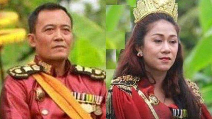 TERUNGKAP Isi Rekening Raja Keraton Agung Sejagat, Raja dan Ratu Kukuh Kerajaan yang Dipimpinnya Ada