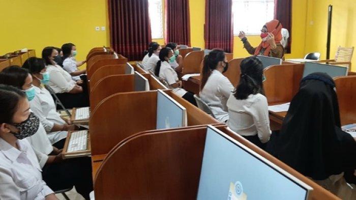 186 Peserta Ikut Seleksi CPNS Mahulu, Dilaksanakan 4-6 Oktober di SMKN Sendawar