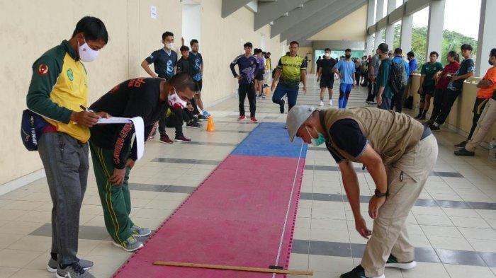 322 Atlet Kaltim untuk PON Papua Jalani Tes Fisik, Target Selesai Maret, Ini yang Dilakukan KONI