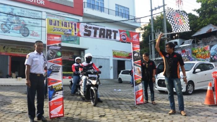 Beli Honda Beat Pop Terbaru Cuma Bayar DP Rp 1 Juta