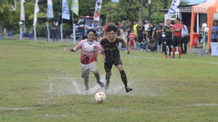 Gol Rahman Mantapkan Kemenangan DR23 Borindo Atas MAP FC, Hasil Akhir 2-0 untuk DR23 Borindo