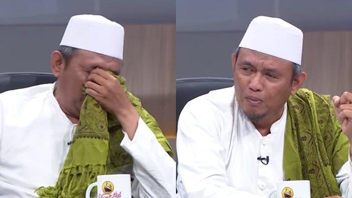 Tetes Air Mata Ketua DPP FPI Rindu Habib Rizieq Shihab, 'Beliau Bukan Koruptor'