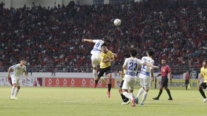 Timnas Thailand Melaju ke Final Asian School Football Championship, Tunggu Malaysia atau Indonesia