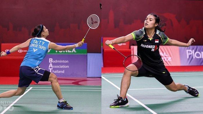 Hasil Thailand Open II - Ratu Bulu Tangkis Taklukkan Gregoria, Pasangan Praveen/Melati Melempem