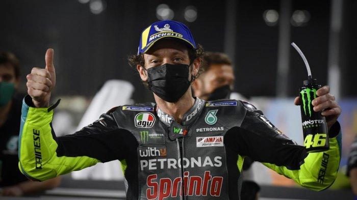 Jam Tayang & Jadwal MotoGP Portugal 2021 Live Trans7, Valentino Rossi 'Dipaksa' Pensiun dari MotoGP