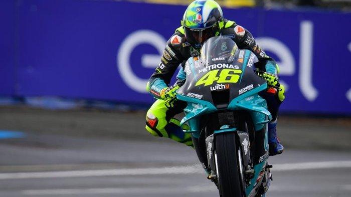 Jadwal MotoGP Live Trans7, Penentuan Karir Valentino Rossi, The Doctor Gantung Helm atau Tidak?