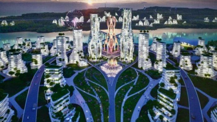 Jepang Lirik Investasi di Ibu Kota Baru Kalimantan, Bangun Listrik Tenaga Air, Tawarkan Harga Murah