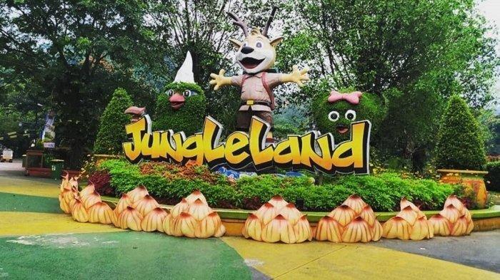 Cocok Buat Liburan Tahun Baru Imlek 2020, Berikut Promo Tiket Masuk Jungleland Waterpark Kota Bogor