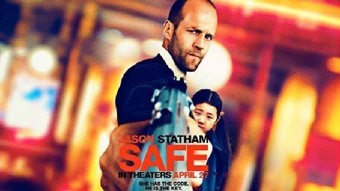 Akan Tayang di Bioskop Trans TV Hari Ini Pukul 21.30 WIB, Sinopsis Film Safe Sinema Action Amerika