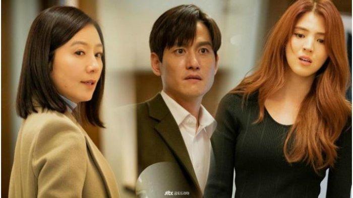 The World of The Married Tayang di Trans TV, Setiap Senin - Jumat Pukul 19.15 WIB, Simak Sinopsisnya