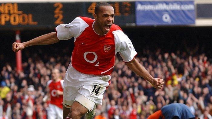 SEJARAH HARI INI - Ulang Tahun Thierry Henry, Tentang Raja Arsenal dan Pelatih Gagal