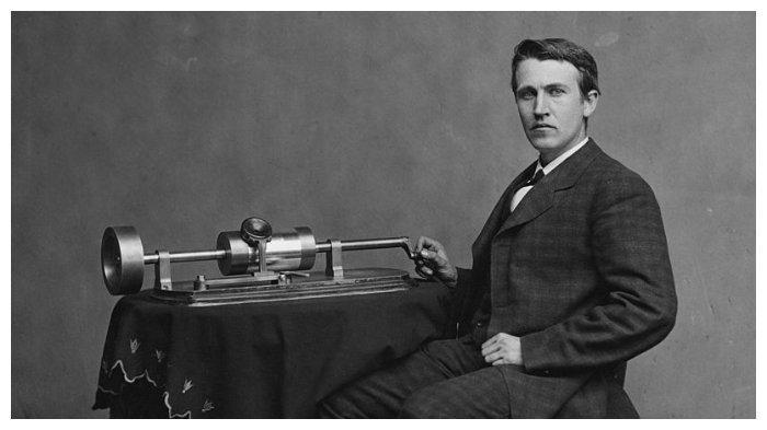 Sejarah Hari Ini 18 Oktober, Thomas Alva Edison Meninggal, Penemu Paling Produktif, 1.093 Hak Paten