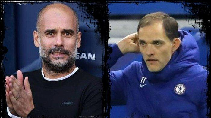 Final Liga Champions 2021 Manchester City vs Chelsea, Tuchel Pernah Keok 4 Kali Lawan Tim Guardiola