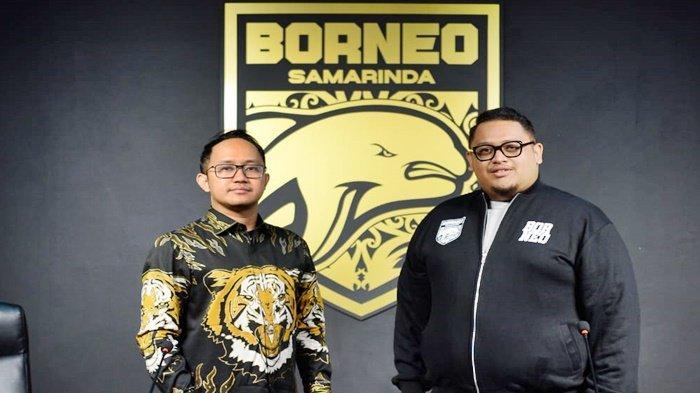 Borneo FC Samarinda Tambah Stakeholder Baru, Kenalkan Chandra Kurniawan Seorang Pengusaha Muda