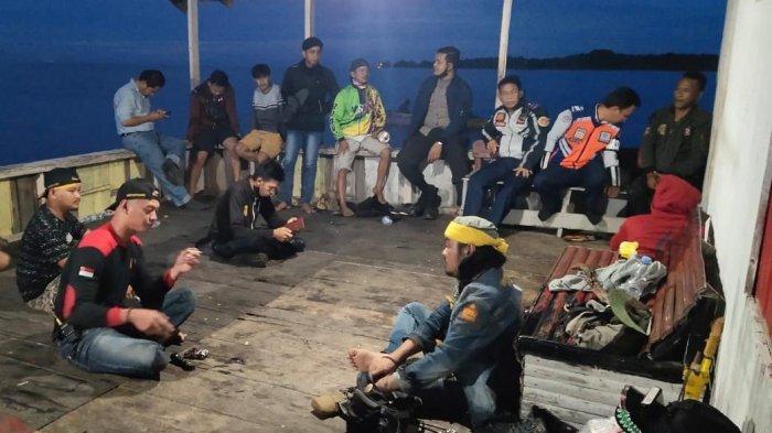 Nelayan Hilang Belum Ditemukan, Kepala Tim Rescue Pos SAR Kutim Sebut 2 Kemungkinan, Dimangsa Buaya?