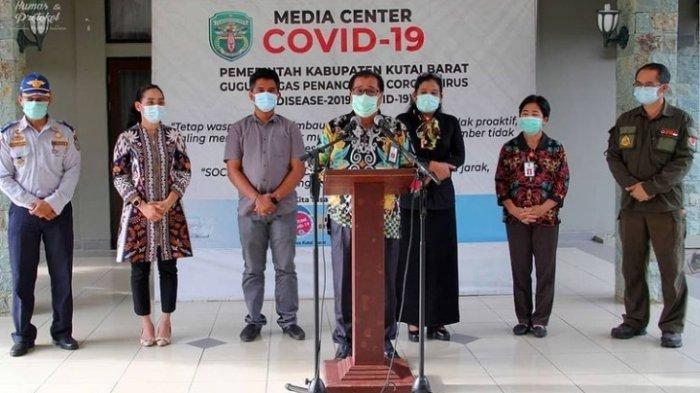 GAWAT Kecamatan Jempang Sumbang Angka Tertinggi Kasus Covid-19 di Kubar, Total Capai 63 Orang