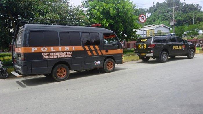 Lacak Jejak Pembuang Janin di TPS di Samarinda, Polda Kaltim Terjunkan Anjing Pelacak