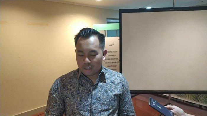 Tim Peneliti LSI Fadli Fakhri Fauzan. TRIBUNKALTIM.CO/JINO PRAYUDI KARTONO