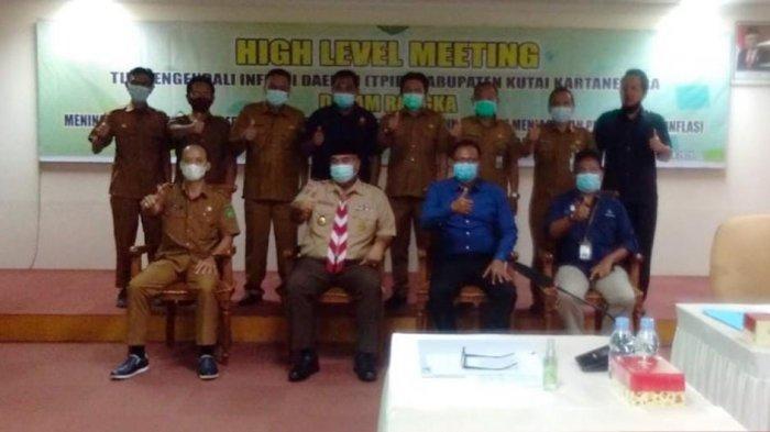 Pemkab Kukar Bangun Sinergisitas untuk Pengendalian Inflasi Bahan Pokok di Kutai Kartanegara