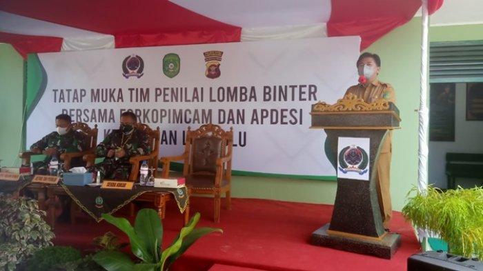 Lomba Binter Dorong Sinergitas TNI dengan Pemda