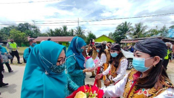 Tim Penilai Panji Pembangunan Provinsi Sambangi Kabupaten Berau