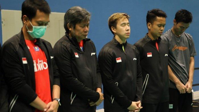 BERLANGSUNG Live Streaming Badminton Asia Team Championships 2020 Indonesia vs Filipina, Ada Daddies