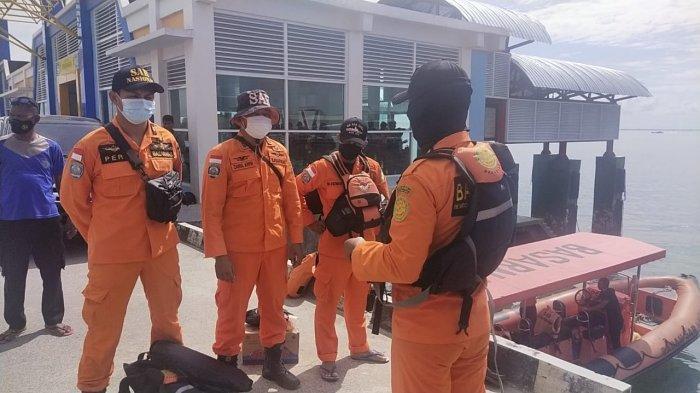 BREAKING NEWS Speedboat Tujuan Desa Atap Nunukan Berpenumpang 12 Orang Dilaporkan Terbalik