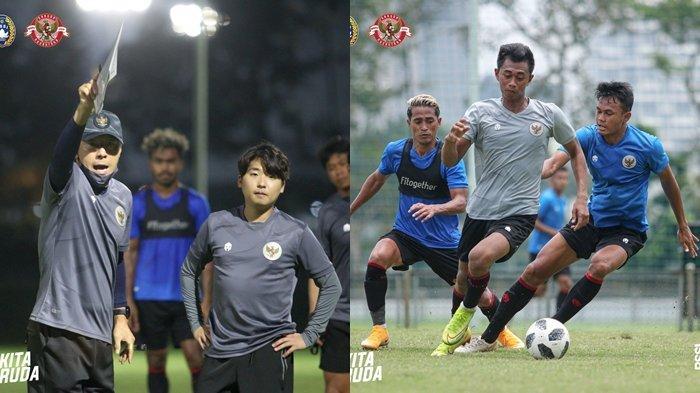 Prediksi & Line Up Timnas U-23 vs Tira Persikabo Malam Ini, Shin Tae-yong Terapkan Formasi Klasik