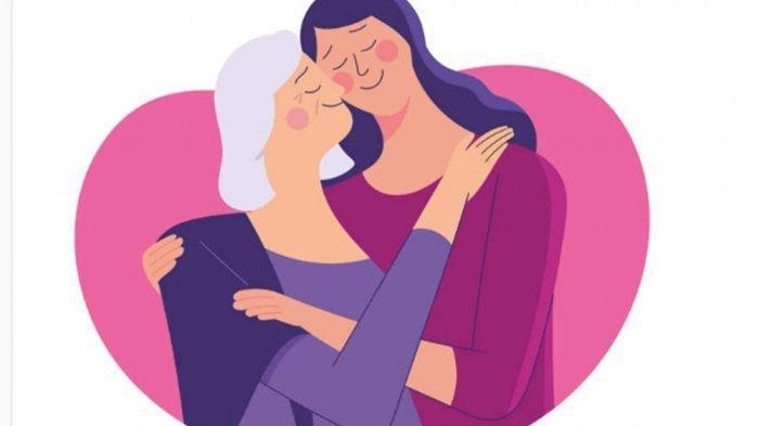 Selasa 22 Desember Diperingatai Hari Ibu Nasional, Ini Kata-kata Ucapan untuk Ibu Kita Tercinta