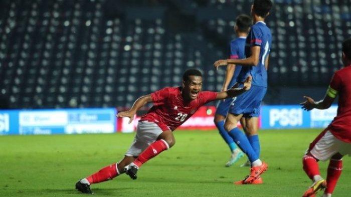 Timnas Indonesia Menang 2-1 atas Taiwan, Kisah Dua Pemain Debut Cetak Gol dan Sumbang Assist
