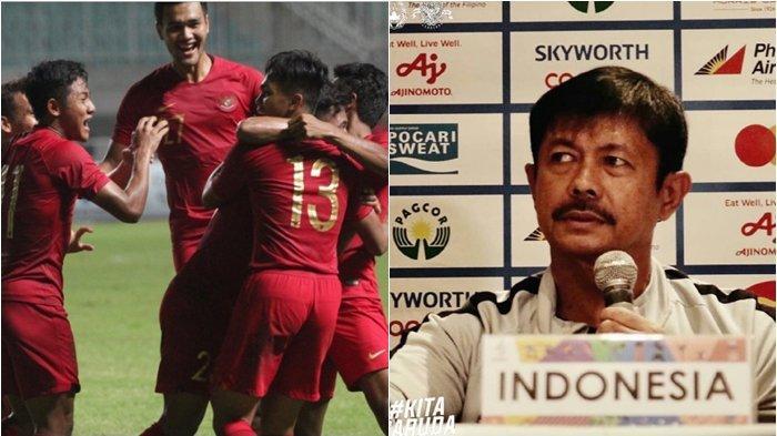 Timnas Indonesia vs Thailand Ini yang Bikin Indra Sjafri Optimis di SEA Games 2019