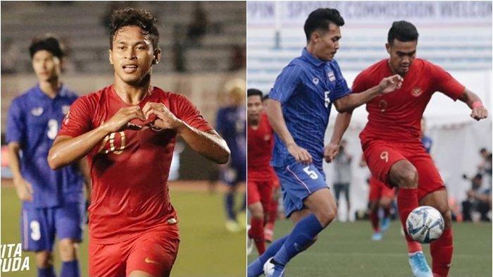 Fakta Timnas Indonesia Usai Kalahkan Thailand di SEA Games 2019, Egy Maulana Vikri Cs Catatkan Rekor
