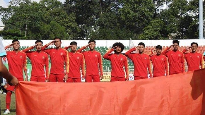 TAYANG SEKARANG, Live Streaming Timnas Indonesia U-19 vs Iran, Simpan Bagus Kahfi di Babak Pertama